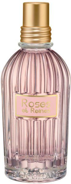Pin for Later: Come Up Smelling of Roses With These Sweet Scented Fragrances L'Occitane Rose Et Reines L'Occitane Rose Et Reines Eau de Toilette 75ml (£39)