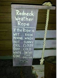 Redneck Humor: Okay so not a craft. but I think I could make one of these for a good ole boy I know :) Redneck Humor, Redneck Games, Funny Redneck Quotes, Funny Signs, Funny Jokes, Funny Cats, Funny Camping Signs, It's Funny, Weather Rock