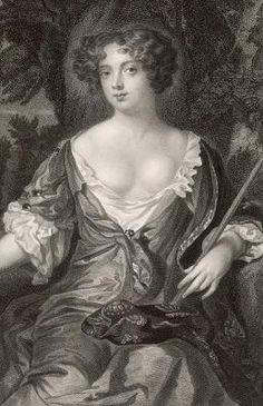 """Louise de Kérouaille, an ancestor of Diana, Princess of Wales, was born in France in 1649. She was sent to England by the French court to seduce Charles II, and was suspected of being a spy for most of the time she spent as his mistress. The diarist John Evelyn was scandalised by her, describing her as a """"young wanton...for the most part in her undress all day""""."""