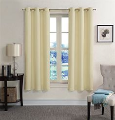 "ToddMade Solid Grommet Curtain 42""W,63""L https://www.amazon.com/dp/B06Y54THRH/ref=cm_sw_r_pi_dp_x_YRaazb826AKGJ"