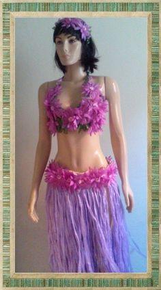 fantasia havaiana
