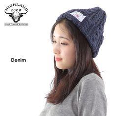 Knitted Hats, Winter Hats, Denim, Knitting, Fashion, Moda, Tricot, Fashion Styles, Breien