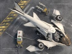 """Design & 3d modelling of an aerial vehicle for the """"robot concept challenge ver uno"""" (2014) of the page """"ARTISTAS CG & VFX - Especialidades"""" (facebook group) software : Luxology MODO design & 3d modelling: j. Antonio Verdeja M."""