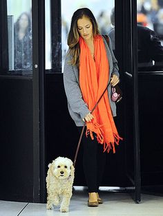 Minka Kelly and Dog Chewy: Photos : People.com