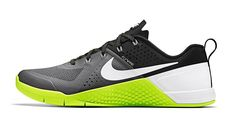 finest selection 4db22 ae273 The new Nike Metcon 1 is strategically designed to meet the rigors of the  most strenuous training regimens. A minimal heel-toe drop is good for  stability ...