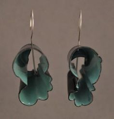 jessica stephens - enamel earrings