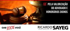 #oabsp #advogados #advogadas #ricardosayeg #votoricardosayeg #oab