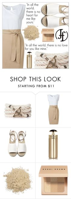 """World Style"" by francoflorenzi ❤ liked on Polyvore featuring Prada and Bobbi Brown Cosmetics"