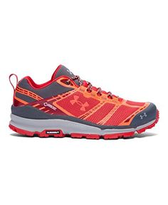 huge discount ea051 991d8 Cheap Under Armour Verge Low GTX Hiking Shoe Mens RedStealth GrayBolt  Orange