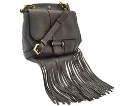 Fannie favorite. This gorgeous grain leather crossbody bag from orYANY is the perfect way to add some fringe to your everyday fashion. The front flap closes with a magnetic snap and boasts a goldtone hardware detail. Loads of pockets, inside and out, keep everything on this hip, hands-free bag within easy reach. From orYANY.<br><br>Original item is A266677. This product may be a customer return, vendor sample, or on-air display and is not in its originally manufactured condition. It may not…