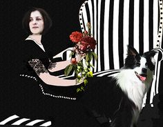After Coles Phillips, 1912 Famous Words, Dog Art, Collie, New Work, Behance, Gallery, Illustration, Check, Roof Rack