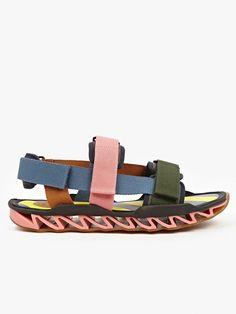 Bernhard Willhelm x Camper Together Men's Strap Sandal | oki-ni