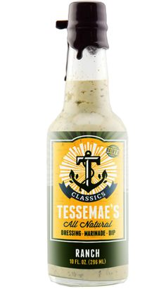 TesseMae's Ranch Salad Dressing --- Whole30 Approved!
