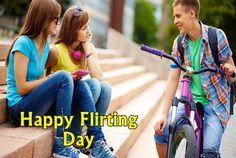 Anti-Valentine Flirting Day Pictures