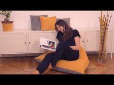 Comment réaliser un pouf ? - Mondial Tissus Mondial Tissus