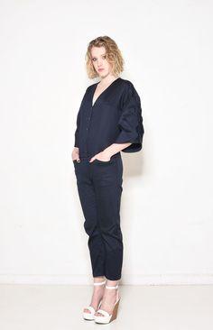 8f35a7e08008 Braided sleeves jumpsuit • EON Paris • Tictail