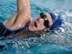 5 Best Swimming Workouts For Beginners Because I'm just not in shape to swim over 1500 m!!