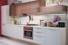 Μοντερνα επιπλα κουζινας Veneta Cucine  - μοντελο START Kitchen Cabinets, Home Decor, Decoration Home, Room Decor, Kitchen Base Cabinets, Dressers, Kitchen Cupboards, Interior Decorating