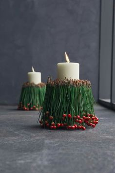 bougie deco hiver home deco ambiance candle winter christmas noel christmas . - bougie deco hiver home deco ambiance candle winter christmas noel christmas – phot - Noel Christmas, Christmas Candles, Simple Christmas, Winter Christmas, Christmas Crafts, Christmas Ornaments, Navidad Simple, Navidad Diy, Christmas Window Decorations