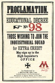 Educational Decree Proclamation Personalized by LegendaryLetters, $9.00