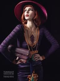 VOGUE: Hats; In Living Color