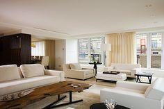 L Shaped Living Room Dining Room Furniture Layout White Living Room And Dining Room Furniture  Http