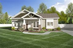 Clayton Homes of Covington manufactured or modular house details for THE NEW BERRY IMP-9301 home.