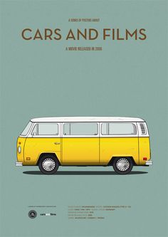 Cars and Films illustrations by Jesús Prudencio 8 little miss sunshine movie poster Little Miss Sunshine, Famous Movie Cars, Iconic Movies, Iconic Movie Posters, Cult Movies, Popular Movies, Great Films, Good Movies, Love Movie