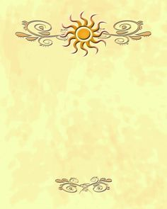 book of shadow pages | Free Printable Book of Shadows Blank Pages