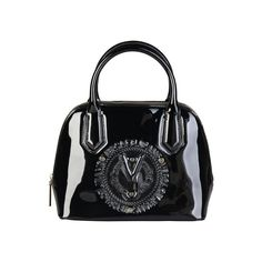 Versace Jeans Black Women Handbags