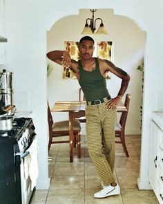 Steve Lacy's Yellow Brick Road Black Is Beautiful, Beautiful Boys, Beautiful People, Steve Lacy, Raining Men, Comme Des Garcons, Pretty People, Dapper, Black Men