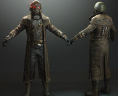 NCR Ranger Veteran Armor at Fallout 4 Nexus - Mods and community Fallout 4 Armour, Fallout 4 Weapons, Fallout 4 Mods, Fallout Art, Fallout Props, Ncr Ranger, Ranger Armor, Fallout Cosplay, Character Design