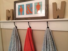 Boy And Girl Bathroom Design Love The Men And Women Symbols For The Door Cool