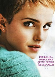 Emma Watson... girl crush numero uno