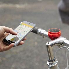 Después de su exitosa campaña a través de KickStarter, el dispositivo navegación para ciclismo urbano BeeLine se lanza oficialmente al mercado.