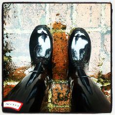 Rain boots by Erica Volltrauer Doc Martens Oxfords, Rain Boots, Oxford Shoes, Oxford Shoe, Rain Boot, Hunter Rain Boots, Oxfords