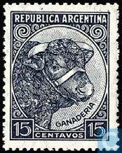 Argentina [ARG] - Ganadería 1935