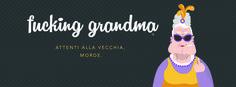 Fucking grandma. #graphics #character #grandma #fuckingrandma #sherocks