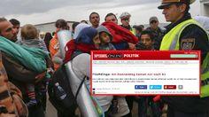 Αντιγραφάκιας: Η Γερμανία πέτυχε το στόχο της! Ελάχιστοι πρόσφυγε...