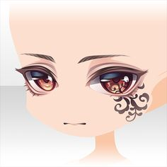 Manga Eyes, Anime Eyes, Chibi Eyes, Hipster Drawings, Eyes Artwork, Estilo Anime, Cute Eyes, Anime Hair, Eye Art