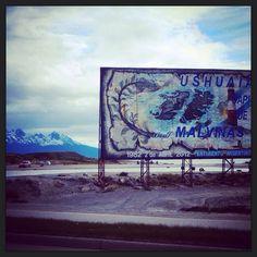 DAY 30 - Bienvenidos al Fin Del Mundo, Ushuaia, Argentina