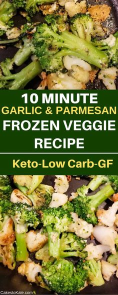 Flavorful and Quick Frozen Vegetable Recipe