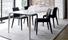 Stühle: VOL AU VENT - Collection: B&B Italia - Design: Mario Bellini