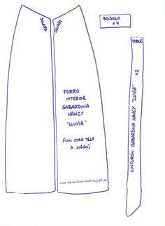 Patrones para ropa del muñeco Nenuco | Patrones, Search ...