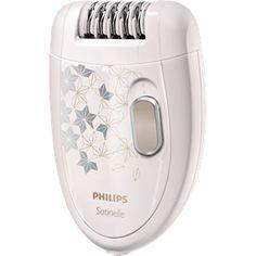 Philips HP6401 Satinelle Epilator Review | Resource for Best Epilator Reviews ~~ chicparlour.com #epilator #PhilipsEpilator