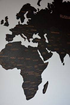 100 best wooden world map images on pinterest in 2018 wall art wooden world map wood map of the world travel map a unique gumiabroncs Images