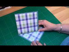 Twisted Easel Card ( card-making-magic.com )