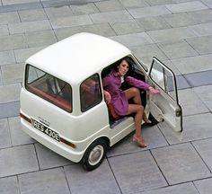 Fancy - 1967 Ford Electric Car