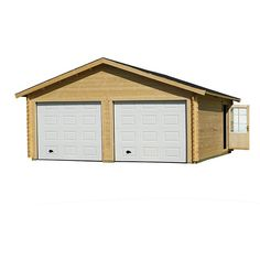 1000 ideas about garage en bois on pinterest jouet enfant toys and wood toys - Garage castorama bois ...
