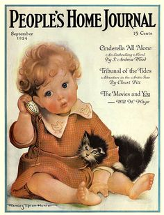 adore the work of Frances Tipton Hunter  this is so pretty and was published the year my mother was born